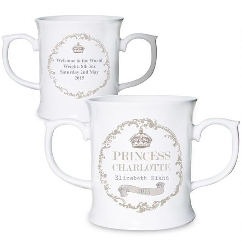 Royal Crown Loving Mug
